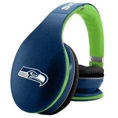 f9a364f277c Seattle Seahawks Swipe Bluetooth Headphones