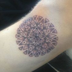 Recent mandala by @sammielou_tattooapprentice she has space tomorrow. She has lots of pre drawn designs or she can do a custom piece with rates from 30. 07596237438 or worcestertattoostudio@hotmail.co.uk for more information