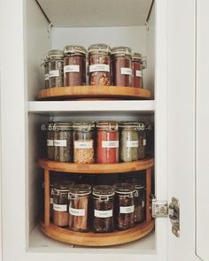 spice organization spice organization - Own Kitchen Pantry Kitchen Organization Pantry, Spice Organization, Home Organisation, Kitchen Pantry, New Kitchen, Kitchen Storage, Kitchen Decor, Kitchen Ideas, Pantry Ideas