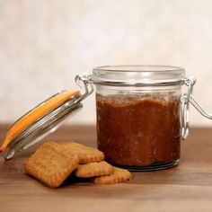 Get the recipe: homemade Biscoff butter - POPSUGAR Photography