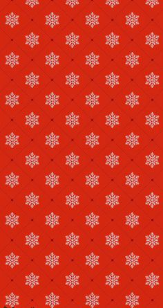 Tap image for more iPhone 6 background wallpapers! Snowflake - @mobile9 | #snowflakes #christmas #winter