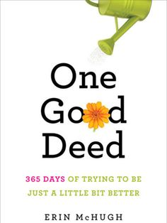6 Good Deeds that Could Change Your Life | Healthy Living - Yahoo! Shine