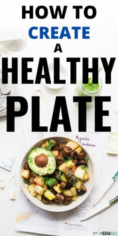 A lot of people wonder how to create a healthy meal. It can be a struggle, but this post contains all the information on how to create a healthy plate. This will help you have a balanced meal in order to be healthy, get in all of your important nutrients, and even lose weight. This article will show you the correct macronutrient proportions. Building a healthy plate is the key to have the right portions of food and food proportions! This will help your diet and nutrition. #healthyplate Healthy Eating Habits, Healthy Food Choices, Healthy Diet Plans, Healthy Recipes For Weight Loss, Healthy Foods, Healthy Living, Nutrition Food List, Nutrition Articles, Clean Eating Motivation