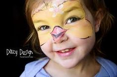 face painting chicken - Google Search
