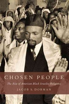 Chosen People: The Rise of American Israelite Religions
