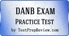 Free DANB Practice Test Questions by TestPrepReview. Be prepared for your DANB General Chairside test. #danb #dentalassistant