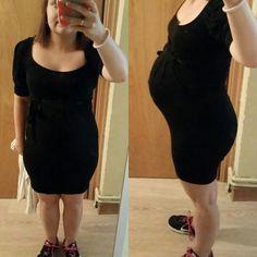 Sin Victoria...con Victoria 😁😁 intenten esta foto en casa con un vestido negro!!