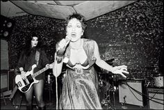 Patricia Morrison and Alice Bag- The Bags Patricia Morrison, God Save The Queen, Alice Bag, Rock And Roll Girl, Punk Art, Sex And Love, Post Punk, New Shows, New Wave