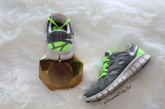 Bling Nike Free Run 2 EXT Shoes Hand Customized with Genuine Swarovski  Crystals. Perfect for 72362edcc