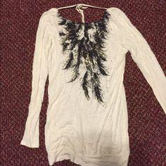 Max Azaria never worn size XL XL never worn Miley Cyrus Max Azria shirt. Super cute. No tags. Max Azaria Tops