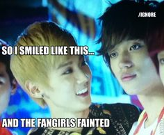 Chunji & Niel - Teen Top Niel is not amused lol xD