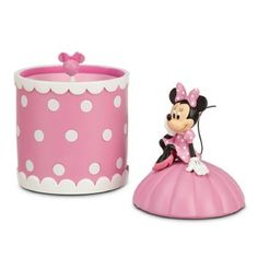 Disney Minnie Mouse Children's Jewelry Box