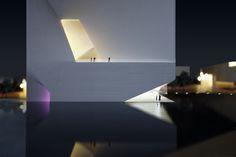 Galería de Steven Holl gana la competencia para el Centro Cultural y Artístico de Qingdao - 8