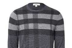 The Return of the Wool Sweater: Burberry Burberry Outlet Online, Wool Sweaters, Men Sweater, Warm, Coat, Beautiful Things, Fantasy, Store, Fashion