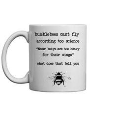 doing it my way mug