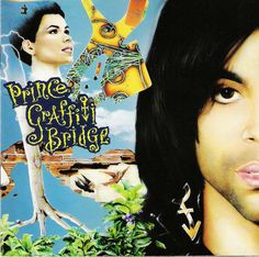 Graffiti Bridge by Prince and the New Power Generation