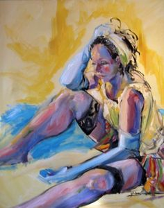 Gigi Woodward Art