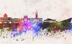 Hull-water-colour