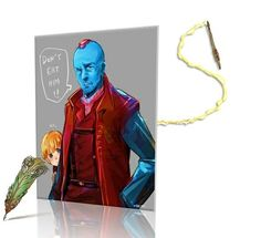 Yondu's Petered Quill: #Arrows were #Yondu's #WeaponOfChoice - that's why he favored #Quill so much! #STEELYourMind #InkWellSpoken #PeterQuill #StarLord #GuardiansOfTheGalaxy #GuardiansOfTheGalaxyVol2 #random