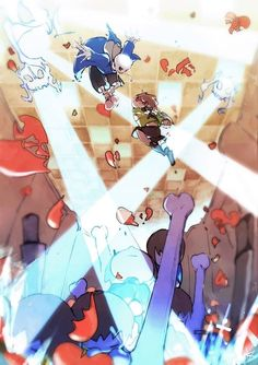Undertale Shorts, Anime Undertale, Undertale Memes, Undertale Drawings, Undertale Cute, Frisk, Undertale Hopes And Dreams, Undertale Background, Little Misfortune