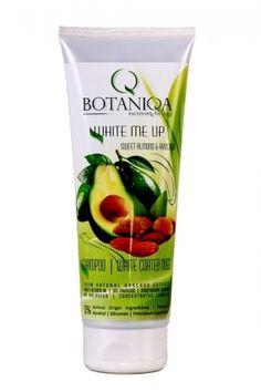 White Me Up - Sweet Almond & Avocado Shampoo - Botaniqa - dog grooming solution