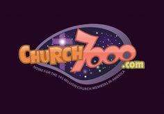 "#LogoDesign for Church7000.com. It's always a good time when creating a ""stellar"" design!"
