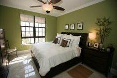 25 Best Olive Green Bedrooms Images