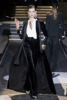 Yves Saint Laurent Women – Powerful and Feminine – Fashion Style Magazine - Page 2