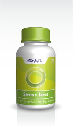 SallyT Stress Less (200's) - SallyT | Nutrition and Diet Clinic