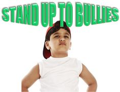 STAND UP TO BULLIES Want To Be Loved, Anti Bullying, Bullies, Motivate Yourself, Stand Up, Positivity, Shit Happens, Education, Motivation