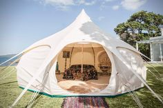 Lotus Belle Outback Tent 1