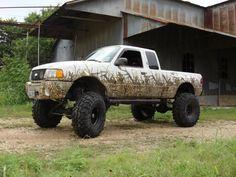 Lifted Ford Ranger | Ford Ranger SAS