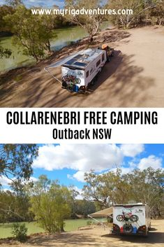 The little Outback NSW town of Collarenebri offers travellers with a great free camping area on the Barwon River. 💲FREE (48 hours), 🐶 Pet friendly, 🚽 Flushing toilets, ♿️ Wheel chair access,🚿 Hot Showers (free), 💧 Drinking water, ⬇️ Dump point, 🔥 Camp fires allowed, 🎣 Fishing, 📶 Telstra reception, 🚙 2wd & Big Rig access, ⛺️ Tents, Campers, Caravans, Motorhomes, Buses. #freecamping #outbacknsw Outback Australia, Roadtrip Australia, South Wales, Best Places To Travel, Cool Places To Visit, Travel Oz, Parks, Australian Road Trip, Camping Glamping