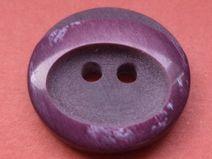 14 Knöpfe violett 16mm (4056) Blusenknöpfe Knopf