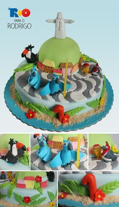 OMGoodness!  love this cake!