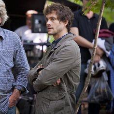 Hugh Dancy / Will Graham, Hannibal BTS