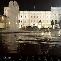 #Torino raccontata dai cittadini per #InTO Foto di shock75 Royal Palace / Palazzo Reale