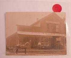 Victorian Western Photo Postcard RPPC Largest by NeatstuffAntiques, $150.00