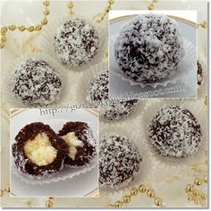 Doughnut, Breakfast Recipes, Muffin, Sweets, Cookies, Truffels, Foods, Holidays, Candy