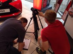 Lots of filming @lindoptoyota for our new website  Had a great day, new website coming up soon, keep your eye on www.lindoptoyota.co.uk Also catch us on #pinterest lindop Toyota for all news #toyota  #aygo #yaris #auris #prius #avensis #rav4 #GT86 #hilux and many more