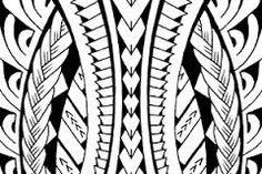 13 Best Samoan Patterns Images Polynesian Tattoos Samoan Patterns