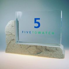 We're the crew behind 5 to Watch Awards! The which are presented annually to five Canadian sports business professionals who have achieved remarkable career success prior to their birthdays, are made of lucite, with a stone bottom. Recognition Awards, Career Success, Business Professional, 40th Birthday, Birthdays, Stone, Watch, Sports, Ideas