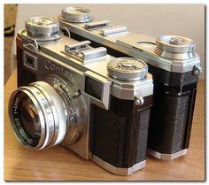 Monday Camera #6: Contax - Dieselpunks