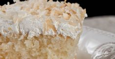 7 amazing cake recipes for you to enjoy. Apple, coconut, yellow, and a sweet lush cake just to name a few. White and dark frosting.