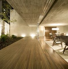 Love the indoor/out deck/flooring and of course, the disappearing glass doors.