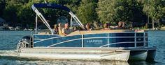 Harris Flotebote Pontoon Grand Mariner 230