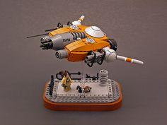 Ma.K Höllenhund - Legohaulic