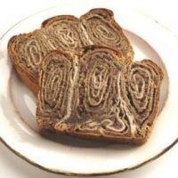 Potica -- Slovenian walnut-filled sweet bread