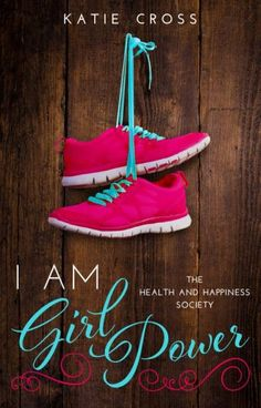 I Am Girl Power by Katie Cross--I love the colors and the use of a wood background. The fonts and the swishes are incredibly appealing. There's something about the pink shoes that really grabs my attention.