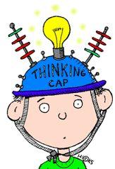 Resultado de imagen de dibujo niño pensando matematicas